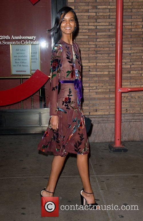Liya Kebede 21st Annual Glamour Women of the...