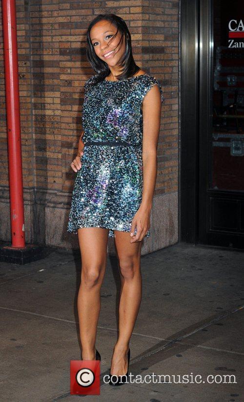 Nikki M. James 21st Annual Glamour Women of...