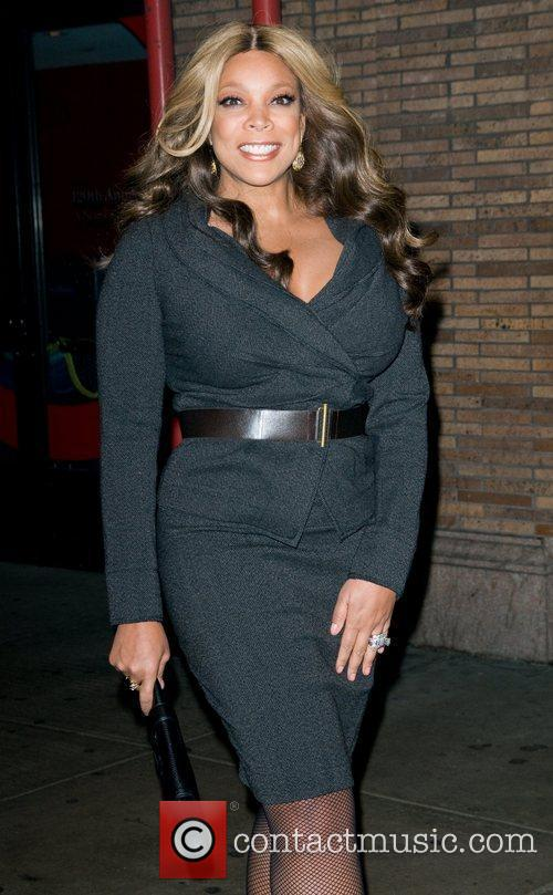 Wendy Williams 21st Annual Glamour Women of the...