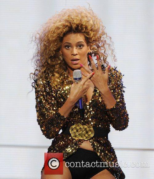 Beyonce Glasto