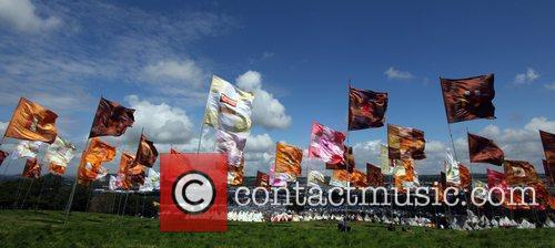 Glastonbury Festival - Preparations