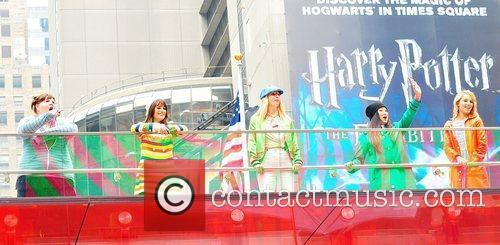 Lea Michele, Dianna Agron and Heather Morris 5