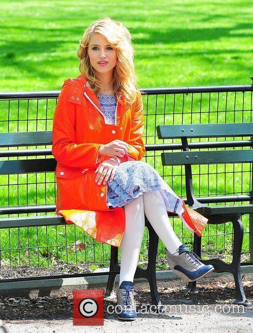 Diana Agron, 3