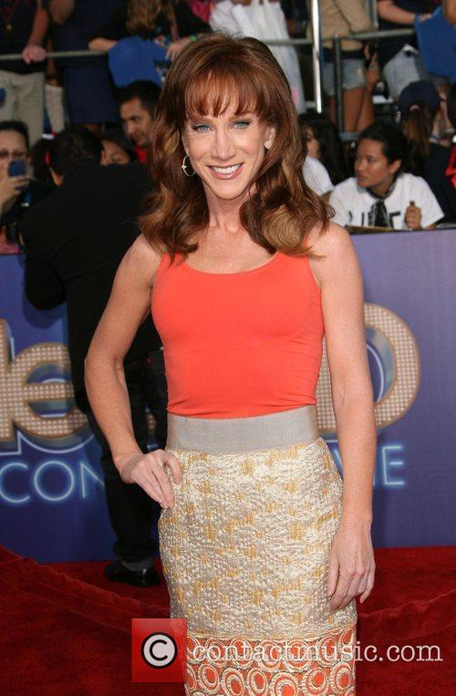 Kathy Griffin The world premiere of 'Glee: The...