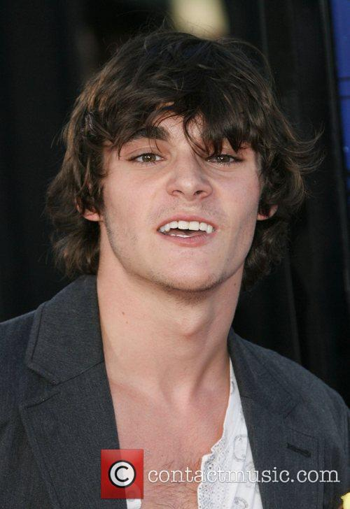 RJ Mitte The world premiere of 'Glee: The...
