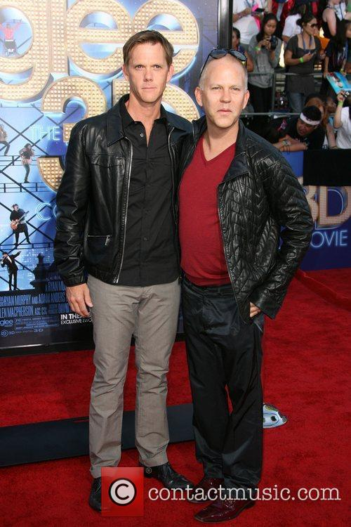 Ryan Murphy The world premiere of 'Glee: The...