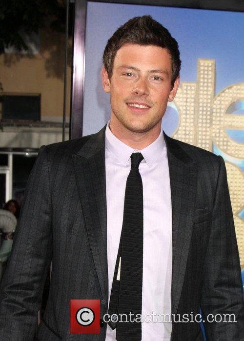 Cory Monteith The world premiere of 'Glee: The...