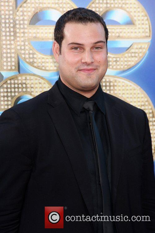 Max Adler  The world premiere of 'Glee:...