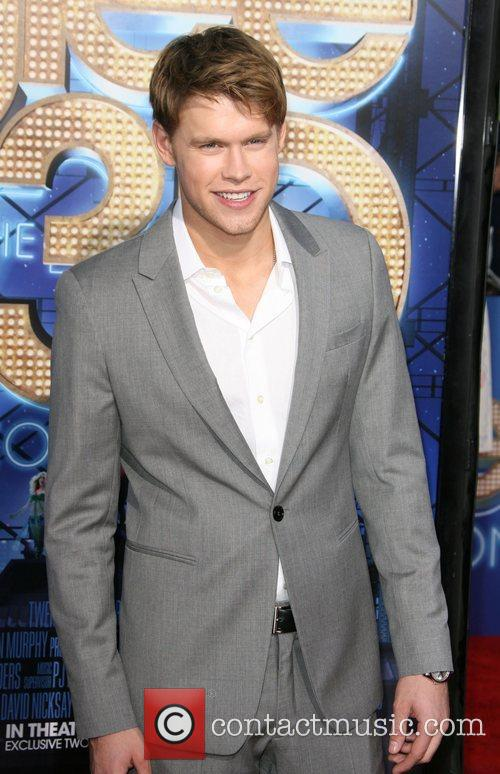 Chord Overstreet The world premiere of 'Glee: The...
