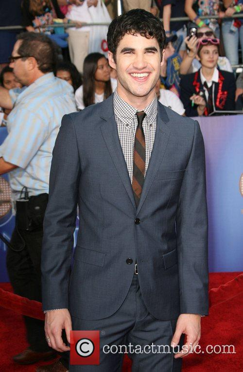 Darren Criss The world premiere of 'Glee: The...