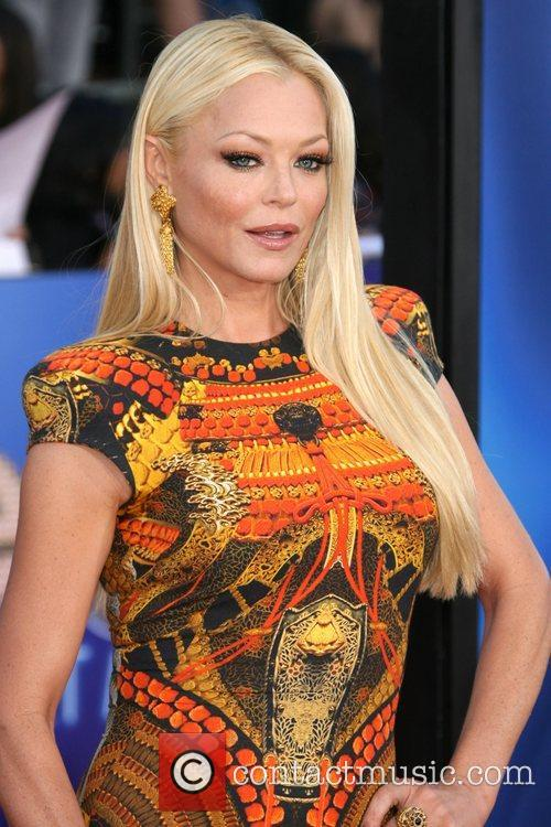 Charlotte Ross The world premiere of 'Glee: The...