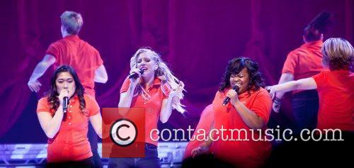 Heather Morris and Amber Riley 3