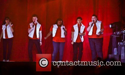 """Glee Live! In Concert!"" at Mandalay Bay Resort"