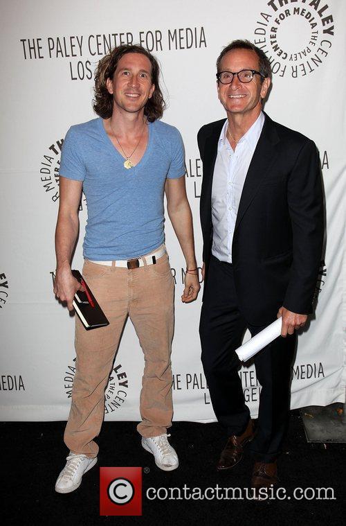 Ian Brennan and Dante di Loreto Paley Center...
