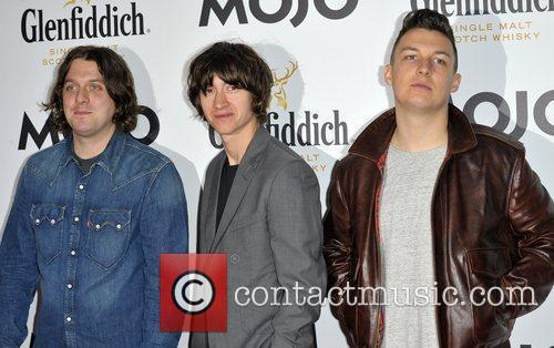 Glenfiddich Mojo Honours List 2011 Awards Ceremony, held...