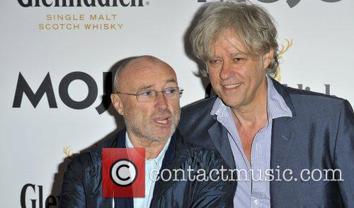 Phil Collins and Bob Geldof 4