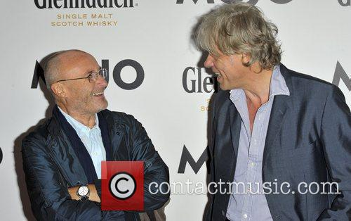 Phil Collins and Bob Geldof 2