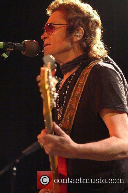 Ex Deep Purple bass player, Glynn Hughes of...
