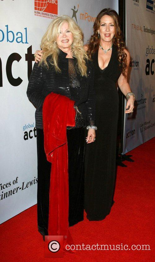 Connie Stevens and Joely Fisher 2