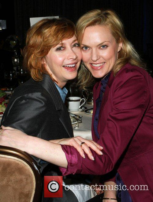 Sharon Lawrence and Elaine Hendrix 3