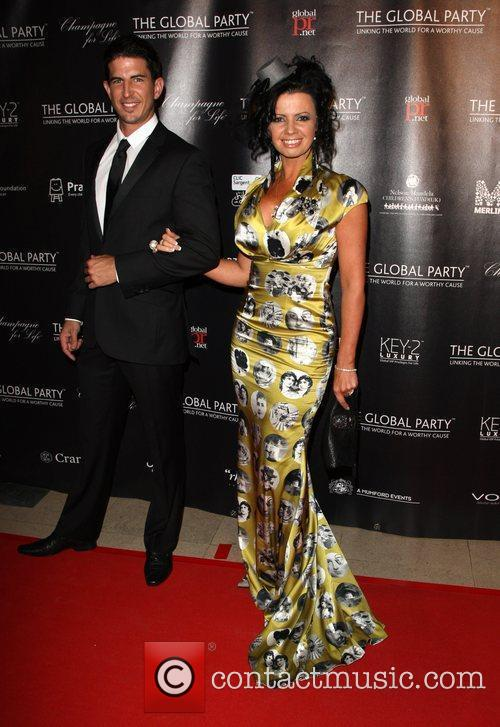 The Global party - Arrivals