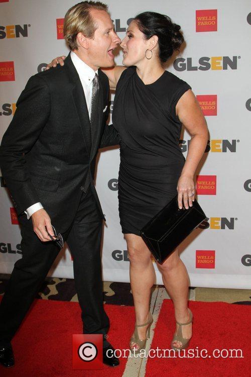 Carson Kressley and Ricki Lake 2011 GLSEN Respect...