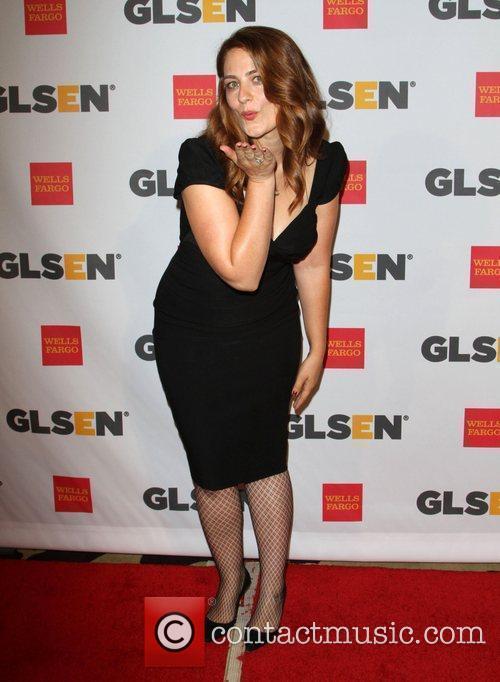 Clementine Ford 2011 GLSEN Respect Awards Honoring Chaz...