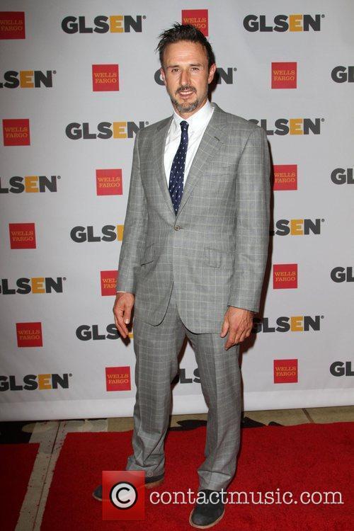 David Arquette 2011 GLSEN Respect Awards Honoring Chaz...