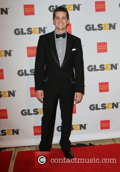 Jonathan Del Arco 2011 GLSEN Respect Awards Honoring...