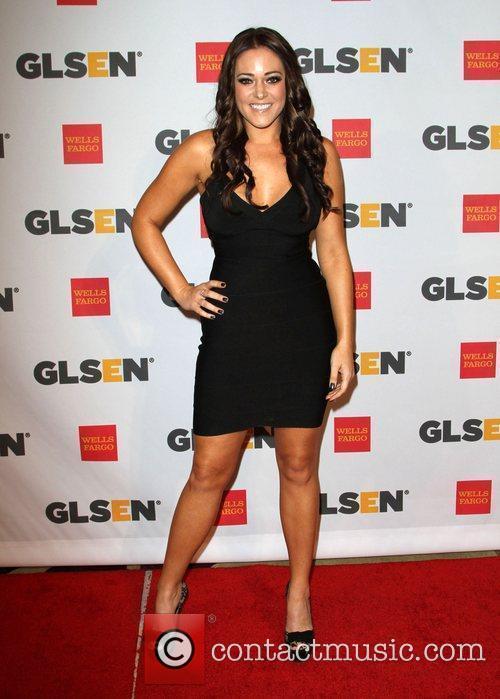 Krisily Kennedy 2011 GLSEN Respect Awards Honoring Chaz...