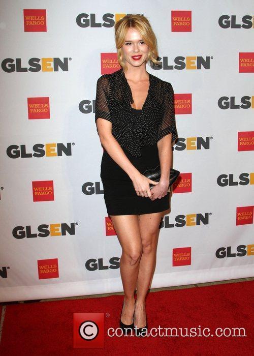 Leah Renee 2011 GLSEN Respect Awards Honoring Chaz...