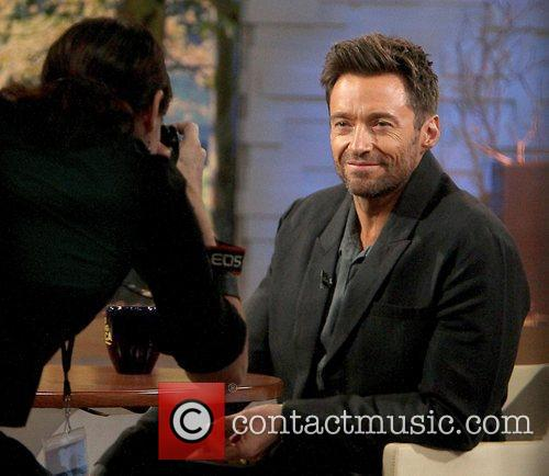 Hugh Jackman, ABC, Abc Studios and Good Morning America 7