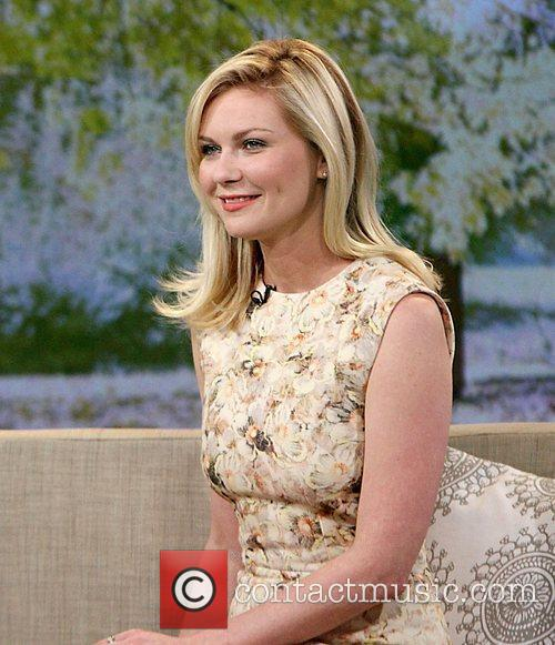 Kirsten Dunst and Good Morning America 11