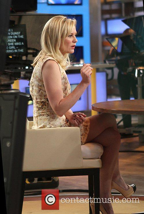 Kirsten Dunst and Good Morning America 13