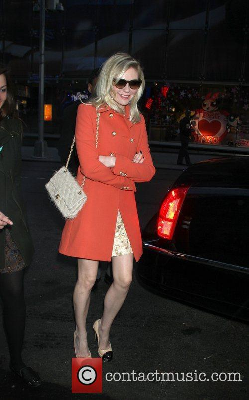 Kirsten Dunst and Good Morning America 1
