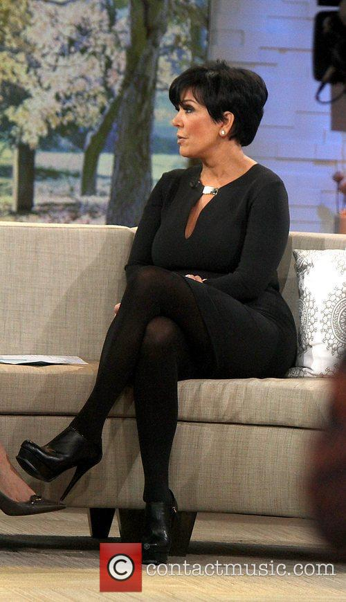 Kris Jenner and Good Morning America 8