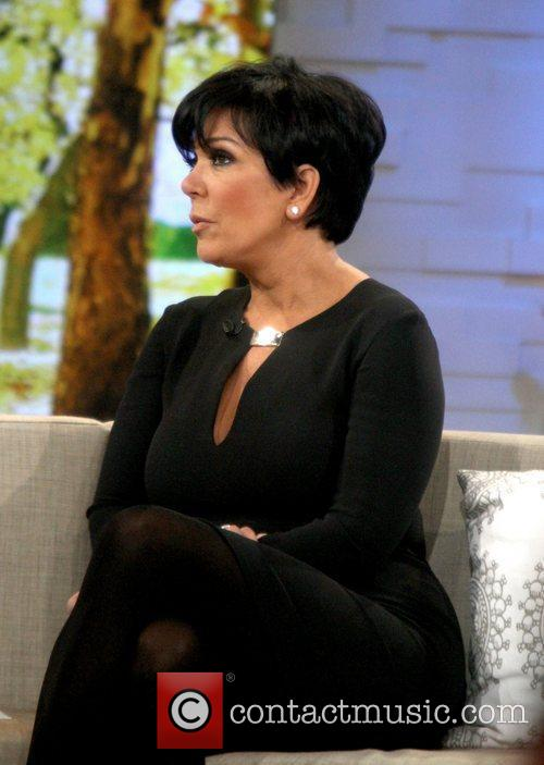 Kris Jenner and Good Morning America 2