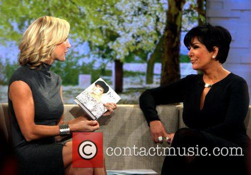 Kris Jenner, Lara Spencer and Good Morning America 4