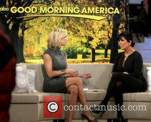 Kris Jenner, Lara Spencer and Good Morning America 5