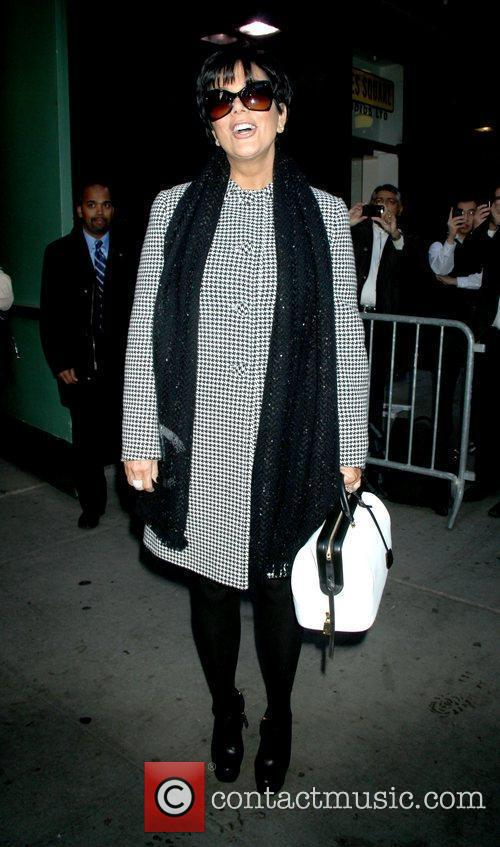 Kris Jenner and Good Morning America 6