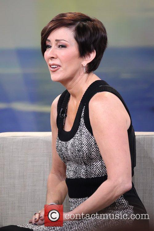 Patricia Heaton at ABC studios to appear on...
