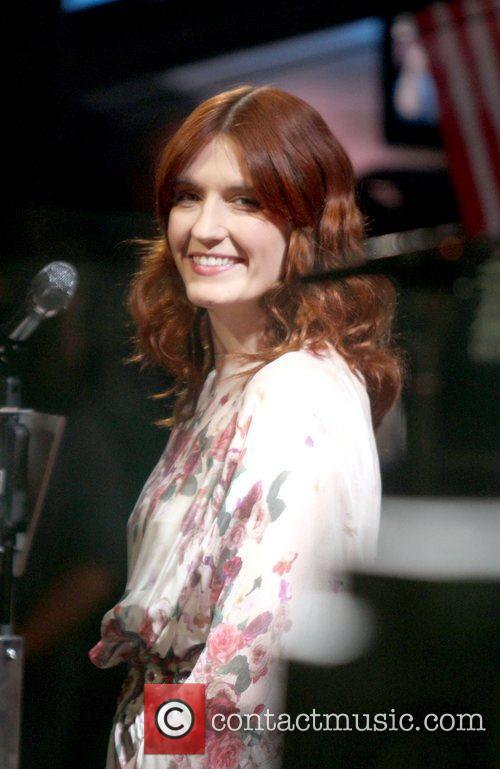 Florence Welch and Abc Studios 3