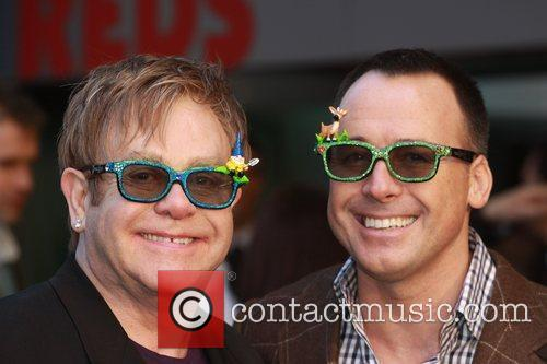 Elton John and David Furnish 7