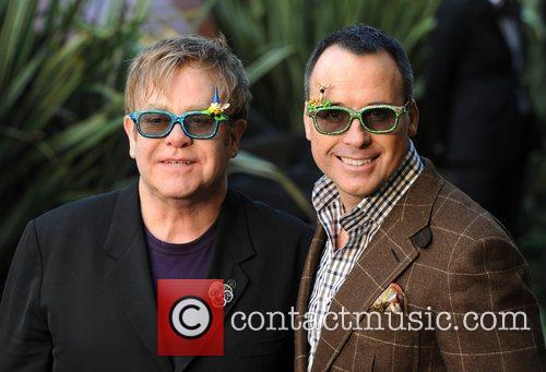 Elton John and David Furnish 10