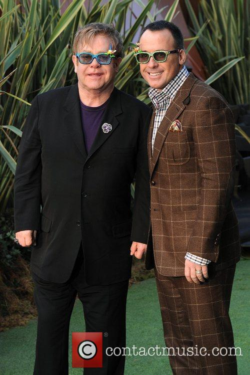 Elton John and David Furnish 9