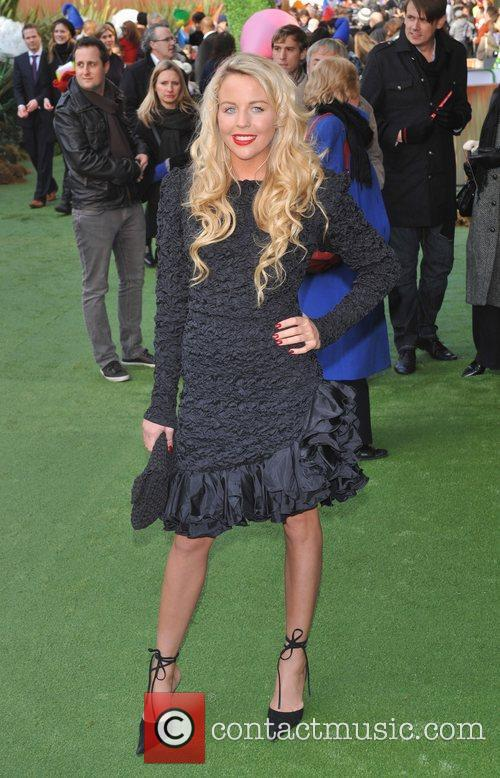 Guest Gnomeo And Juliet - UK film premiere...