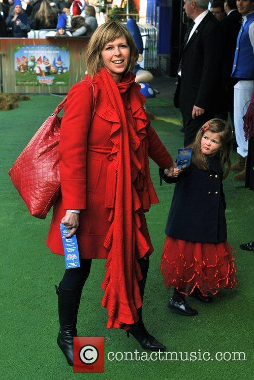 Kate Garraway Gnomeo And Juliet - UK film...