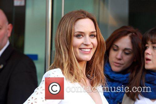 Emily Blunt Gnomeo And Juliet in 3D UK...