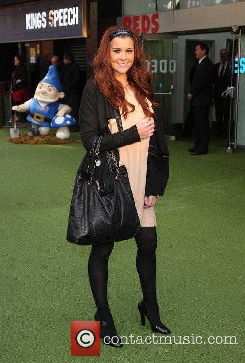 Imogen Thomas Gnomeo And Juliet in 3D UK...