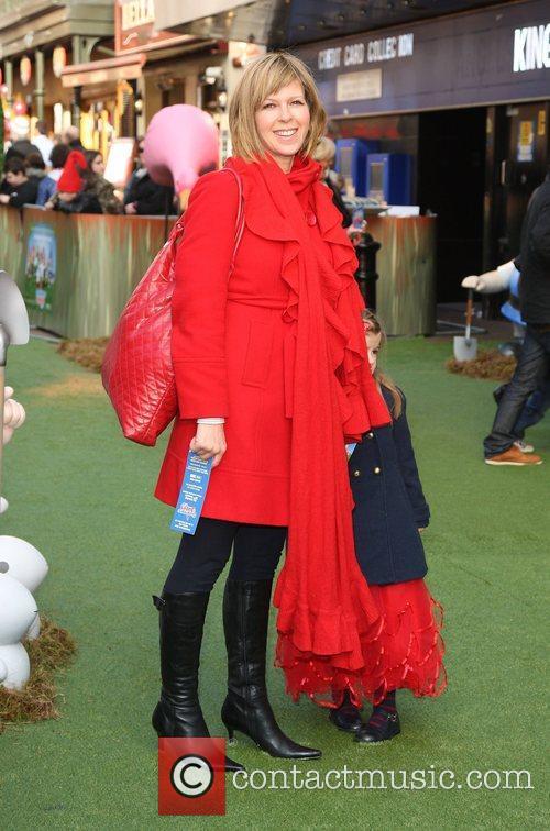 Kate Garraway Gnomeo And Juliet in 3D UK...